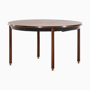 Danish Dining Table by Bent Helweg-Moller for Jacob Kjær, 1950s