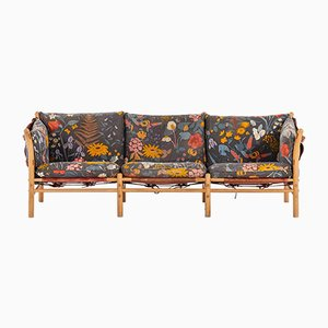 Swedish Model Ilona Sofa by Arne Norell, 1960s