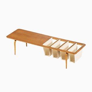 Table d'Appoint par Bruno Mathsson pour Karl Mathsson, Suède, 1963