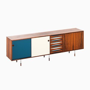 Danish Rosewood Model 29 A Sideboard by Arne Vodder for Sibast Møbelfabrik, 1950s