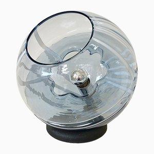 Italienische Murano Glas Tischlampe von Toni Zuccheri für VeArt, 1970er