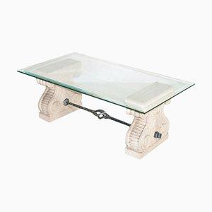 Table Basse par Achille Grassi, années 50