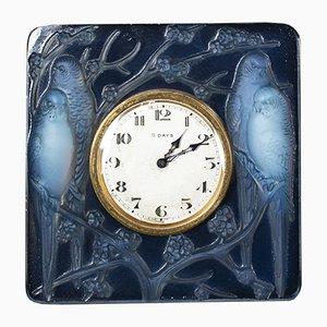 Uhr von R. Lalique, 1930er