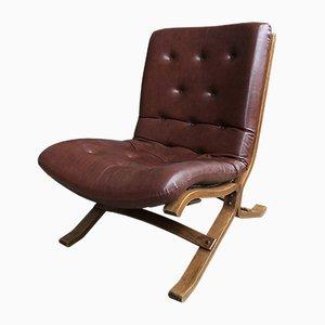 Skandinavischer Sessel von Ingmar Relling, 1960er