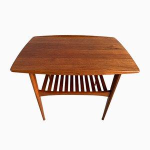 Table Basse en Teck par France & Søn pour France & Søn / France & Daverkosen, Danemark, années 60