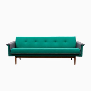 Mid-Century Sofa and Fold-Out Bed