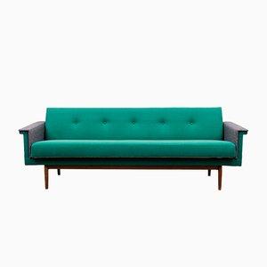 Mid-Century Sofa und Klappbett