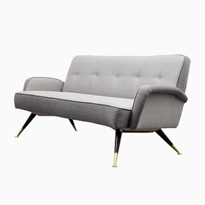 Mid-Century Steamline Sofa
