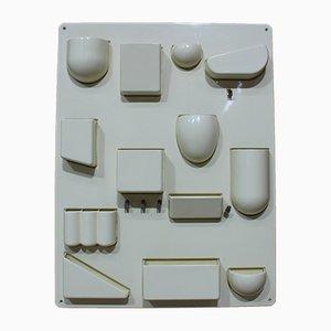 Système d'Étagères Mural Utensilo par Dorothee Becker pour Vitra, 1970s