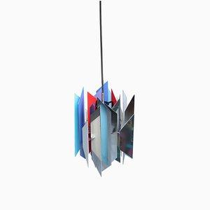 Lampada da soffitto Tivoli Divan di Simon Henningsen per Lyfa, anni '60