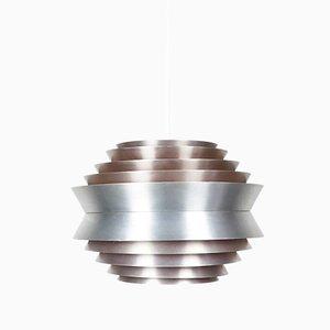 Lámpara de techo Trava de Carl Thore / Sigurd Lindkvist para Granhaga Metallindustri, años 60