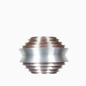 Trava Ceiling Lamp by Carl Thore / Sigurd Lindkvist for Granhaga Metallindustri, 1960s