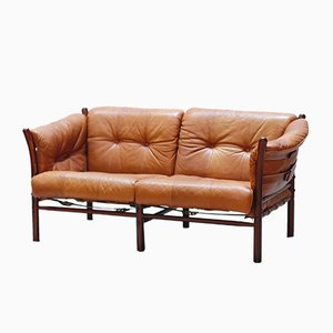Mid-Century Rosewood Ilona Sofa by Arne Norell for Arne Norell AB, 1970s