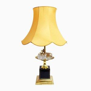 Lámpara de mesa Hollywood Regency de Maison Charles, años 50