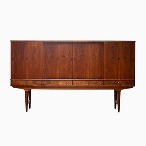 Mid-Century Rosewood Commode