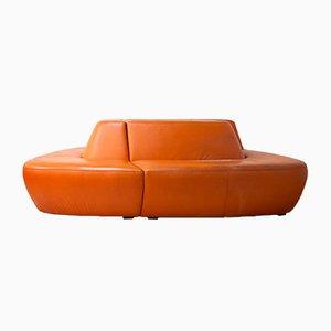 Banquette Vintage par BAAN furniture pour ING Bank