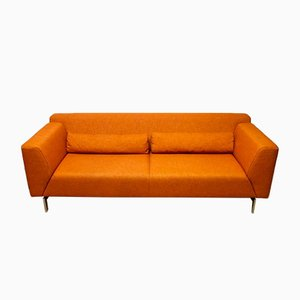 Vintage 3-Sitzer Linea Sofa von Rolf Benz