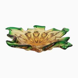 Scodella in vetro di Murano, anni '50