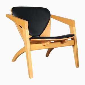 Model GE-460 Butterfly Lounge Chairs by Hans J. Wegner for Getama, Set of 2