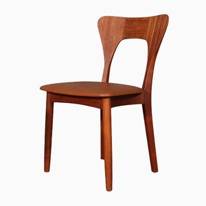 Dining Chairs by Niels Koefoed for Koefoeds Hornslet, 1960s, Set of 4