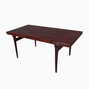 Mid-Century Rosewood Dining Table by Johannes Andersen for Uldum Møbelfabrik