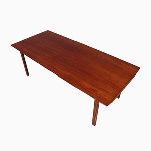 Side Table by Tove & Edvard Kindt-Larsen, 1960s