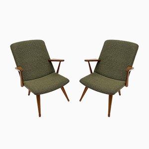 Schwedische Sessel von Akerblom, 1950er, 2er Set