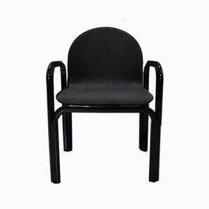 Vintage Modell Orsay Sessel von Gae Aulenti für Knoll Inc. / Knoll International, 4er Set