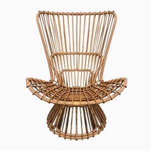 Manilla Chair by Peter Hvidt & Orla Mølgaard-Nielsen, 1960s