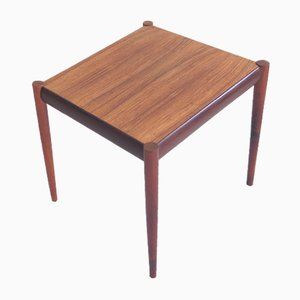Rosewood Side Table, 1950s