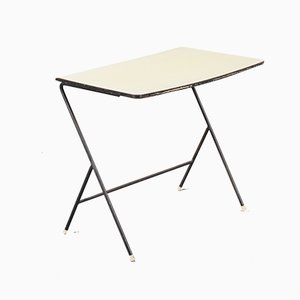 Table d'Appoint Minimaliste, Pays-Bas, 1950s