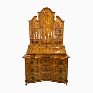 Baroque German Secretaire, 1750s