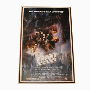 Poster del film Star Wars The Empire Strikes Back, 1995