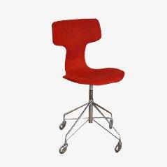 Grand Prix Bürostuhl von Arne Jacobsen für Fritz Hansen