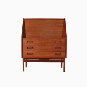 Secretaire by Arne Wahl Iversen for Vinde Møbelfabrik, 1960s
