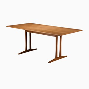 Oak Dining Table by Børge Mogensen for FDB, 1960s