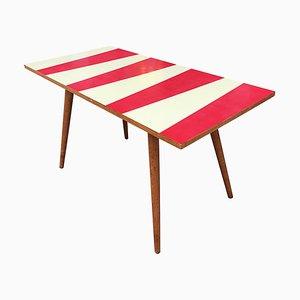 Table Basse Mid-Century en Formica, années 60