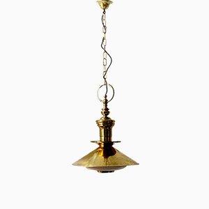 Lámpara de techo de Banci, años 70