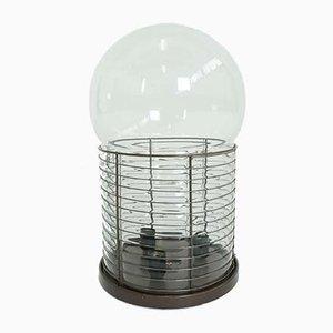 Alcinoo Glas Tischlampe von Gae Aulenti für Artemide, 1970er