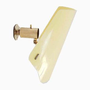 Italian Model 184 Adjustable Sconce by Gino Sarfatti for Arteluce, 1951