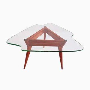Italian Sculptural Coffee Table, 1950s