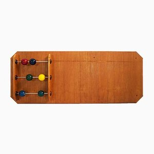 Headboard Piece with Abacus by Ico Parisi, 1950s