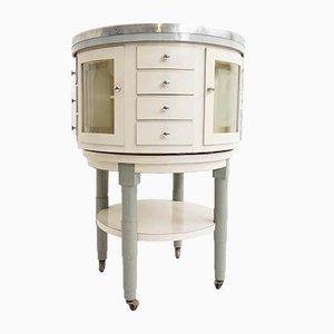 Vintage Swivel Cabinet, 1940s