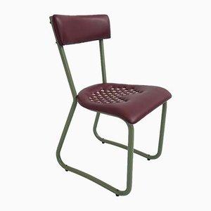 Italienischer Modell D2351 Stuhl von Gio Ponti für Montecatini, 1930er