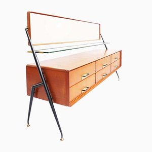 Italia Chest of Drawers by Silvio Cavatorta, 1950s