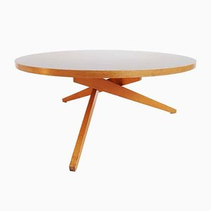 Swiss Convertible Side Table from Girsberger, 1950s