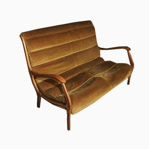Canapé par Ezio Longhi pour Elam, 1958