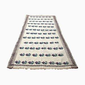 Vintage Moldavian Kilim Carpet, 1960s