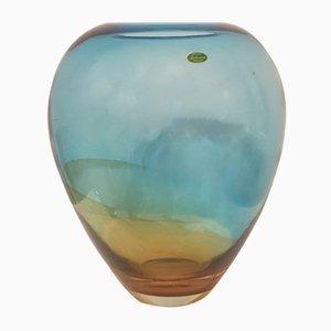 Böhmische Vase, 1960er