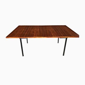 Teak Dining Table by Hans J. Wegner for Andreas Tuck, 1960s
